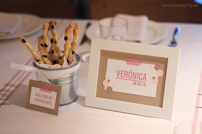 Nice Party- Mesa de dulces bautizo color rosa (1)