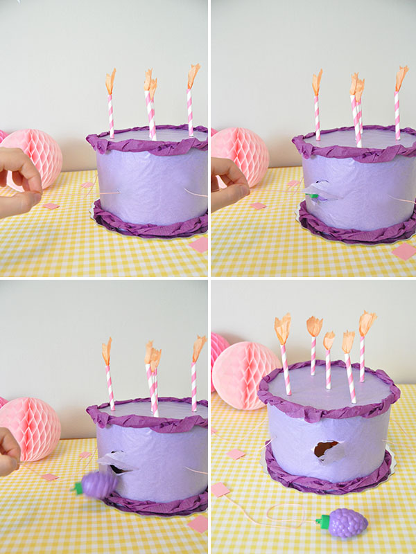 How to bake a cake Essay